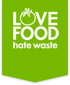 logo Love Food Hate Waste